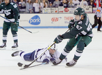 Penn State Hockey: Nittany Lions Beat Michigan State 5-3 For Series Split